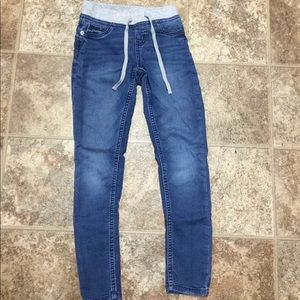Justice Jean Jeggings Size 10